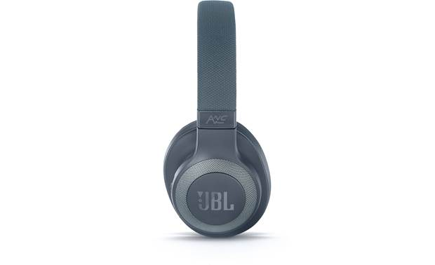 JBL E65BTNC Control buttons on earcup