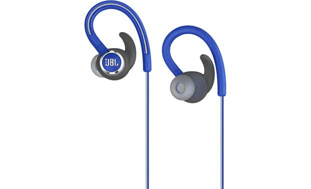 JBL Reflect Contour 2 Wraparound ear hooks help improve stability