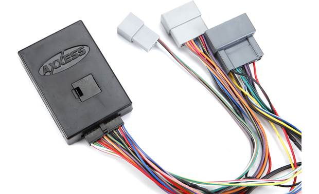 axxess hdcc 02 wiring interface connect a new car stereo. Black Bedroom Furniture Sets. Home Design Ideas