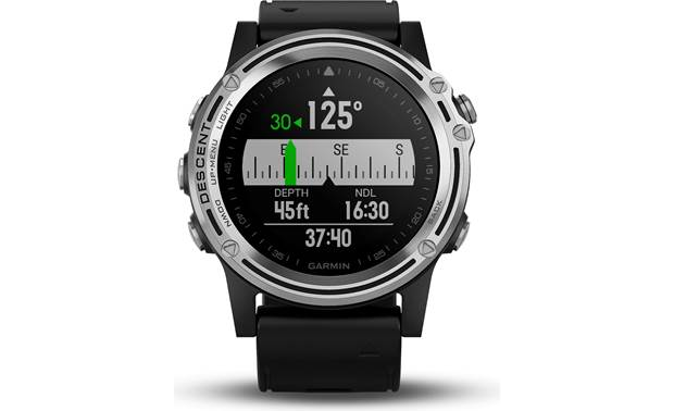 Garmin Descent Mk1 Electronic compass