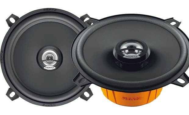 Hertz DCX 130.3 Swap out your old speakers for Hertz's Dieci Series