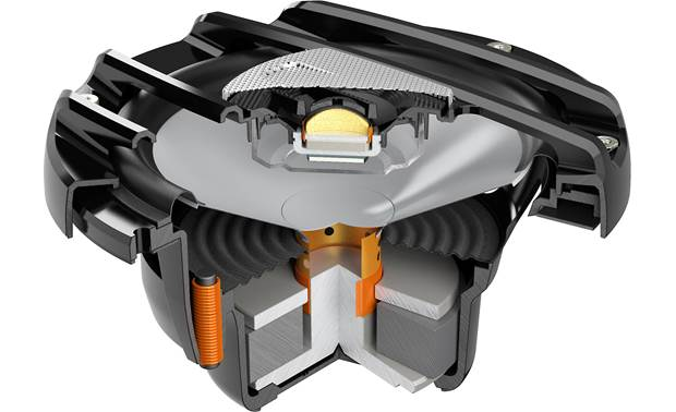 Hertz HMX 6.5 S-LD Built tough for marine use