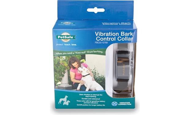 PetSafe Vibration Bark Control Collar Packaging