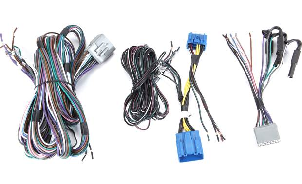 PAC APH-FD01 Wiring Interface Other
