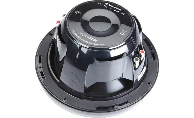 Rockford Fosgate X317-STAGE4 Back
