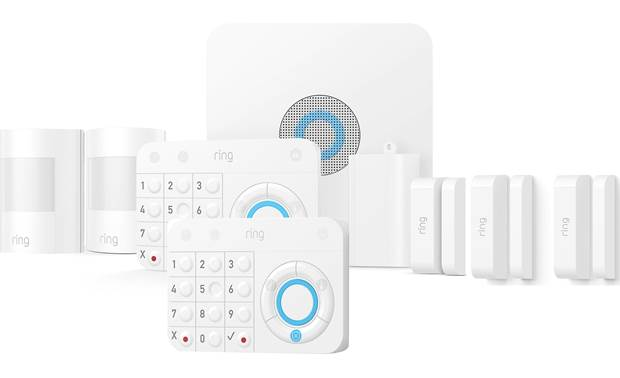 Ring Alarm Starter Home Security Kit Front