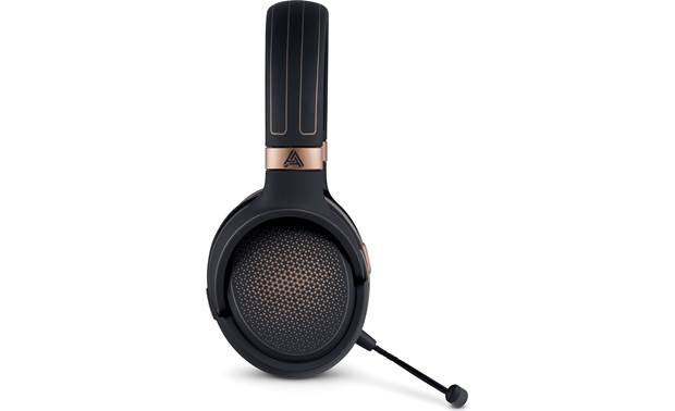 Audeze Mobius With included boom mic connected