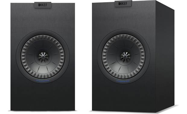 KEF Q150 Uni-Q driver arrangement creates a wide