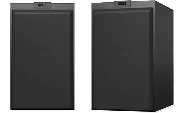 KEF Q150 Shown with optional magnetic grilles in place (sold separately)