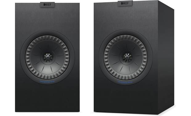 "KEF Q350 Uni-Q driver arrangement creates a wide ""sweet spot"" in your room"
