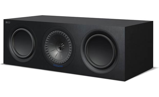 KEF Q650c Angled front view