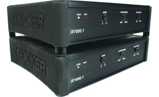 Kicker 10IXSK in action
