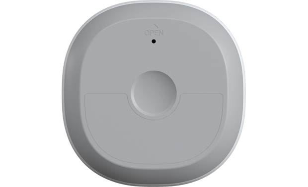 Samsung SmartThings Motion Sensor (2018) Back (shown without mount)