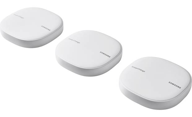 Samsung SmartThings Wi-Fi 3-Pack Front
