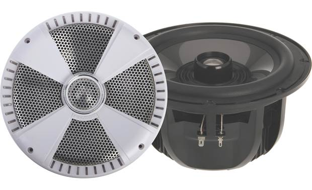 Soundstream MCS.65 White and Black grilles included