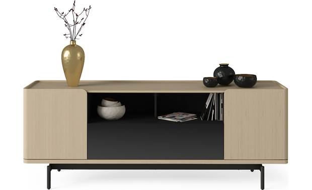 BDI Radius 8839 Drift Oak - stylish enough to use as a credenza (accessories not included)