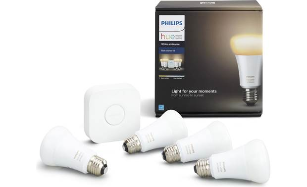 Philips Hue White Ambiance Starter Kit Other