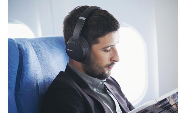 Sony WH-CH700N Active noise canceling technology
