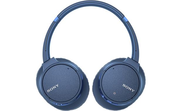 Sony WH-CH700N Earcups swivel for easy storage