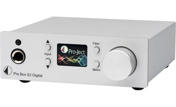 Pro-Ject PreBox S2 Digital Front