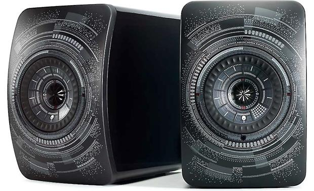 KEF LS50 Wireless Nocturne Edition Front