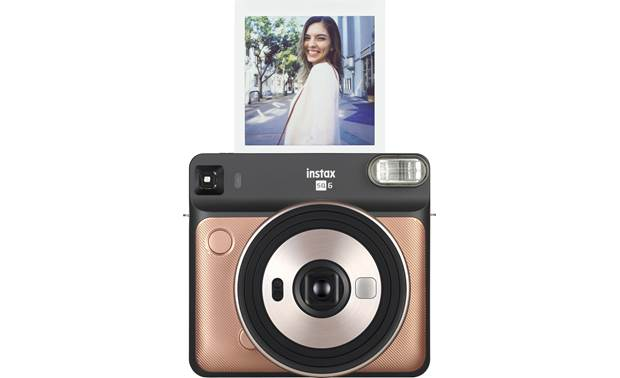 Fujifilm Instax SQUARE SQ6 Prints instant square-format photos