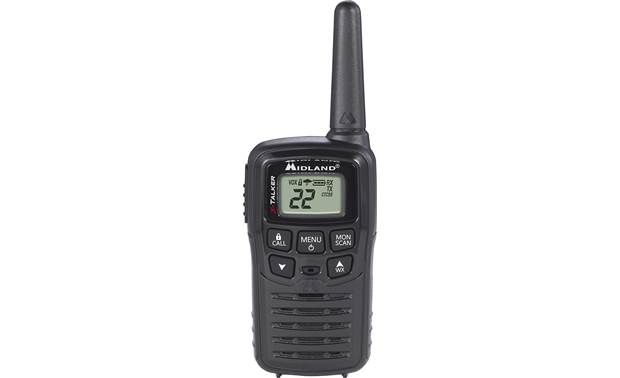 Midland T10X3  X-Talker NOAA weather updates