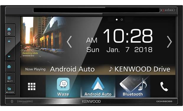 Kenwood Excelon DDX6905S