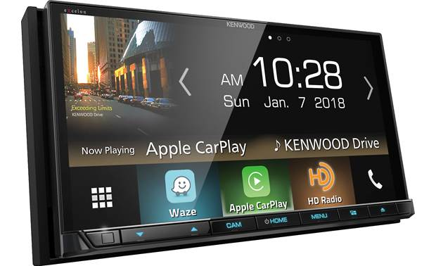 Kenwood Excelon DDX8905S Other