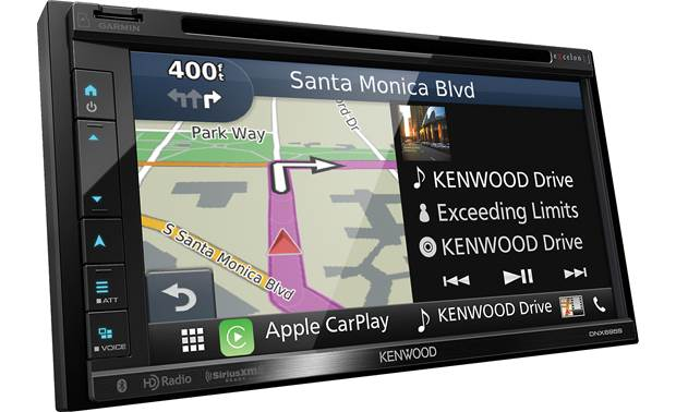 Kenwood Excelon DNX695S Other