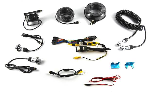 Brandmotion 9002-7805 This Brandmotion kit integrates with select Ford factory displays