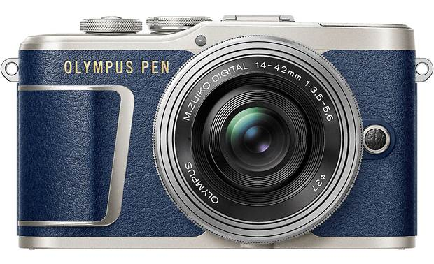 Olympus PEN E-PL9 Kit Front, straight-on