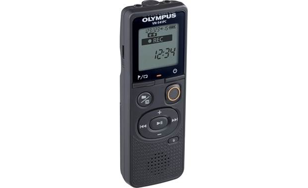 Olympus VN-541PC Left front