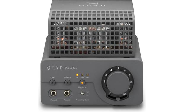 Quad PA-One Front