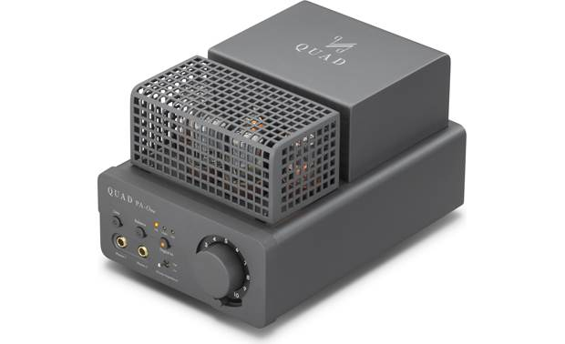 QUAD PA-One Valve Series Desktop headphone amp with vacuum tubes (valves)