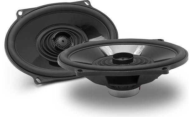 Rockford Fosgate TMS57 upgrade your Harley-Davidson BOOM! Audio Stage-I and Stage-II bag lid speakers