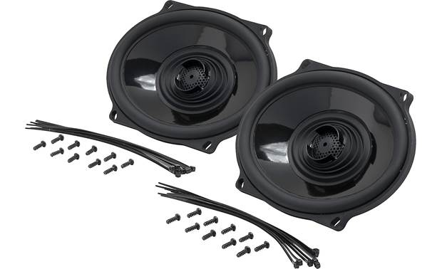 Rockford Fosgate HD14CVO-STAGE2 factory-style Harley-Davidson connectors