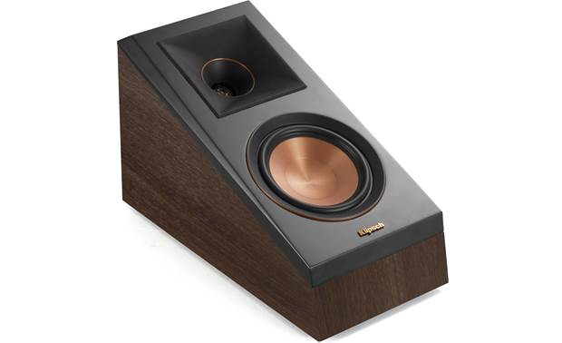 Klipsch Reference Premiere RP-500SA Shown individually with grille removed