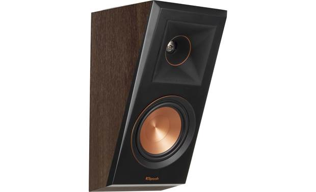 Klipsch Reference Premiere RP-500SA Shown wall-mounted with grille removed