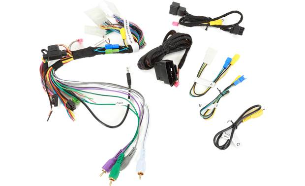 iDatalink HRN-RR-SU2 Interface Harness Front