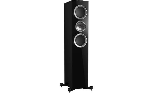 KEF R700 Shown with magnetic grille removed
