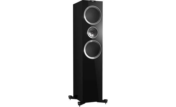 KEF R900 Shown with magnetic grille removed