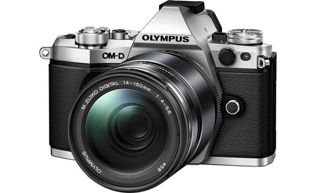 Olympus E-M5 Mark II Weatherproof Kit Front