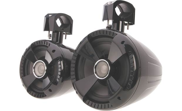 Soundstream WTS-6BRGB LED light rings included