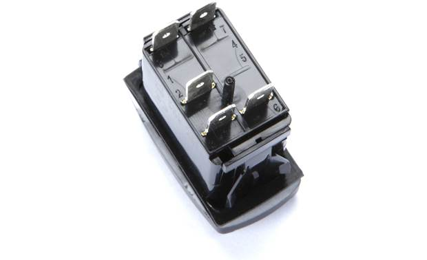 Race Sport LED Rocker Switch Back