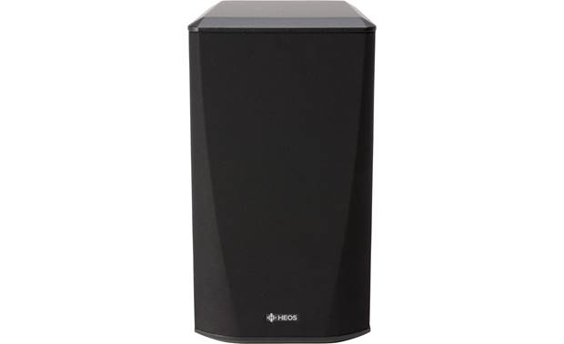 Denon HEOS HomeCinema HS2 Sub can be placed vertically or horizontally