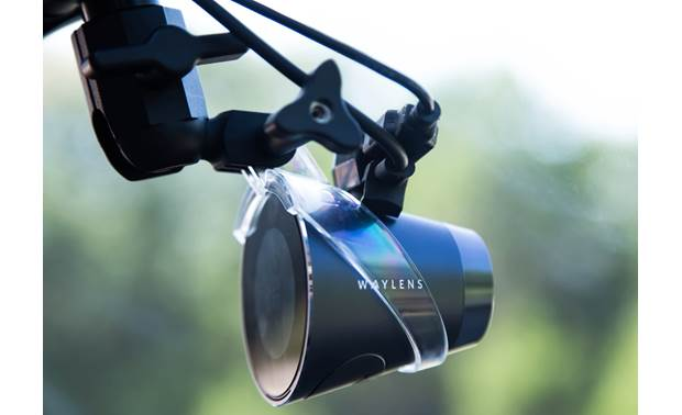 Waylens Horizon Universal Mount shown is available separately