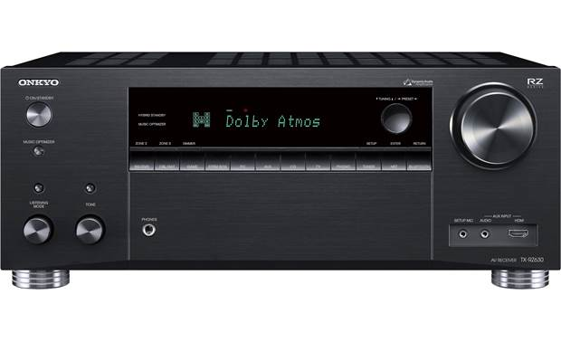 Onkyo Tx Rz630 9 2 Channel Home Theater Receiver With Wi Fi