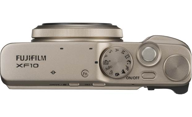 Fujifilm XF10 Digital Camera Top