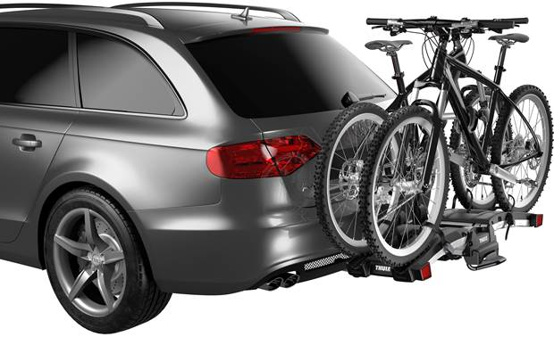 Thule EasyFold XT 2 hitch-mount bike rack